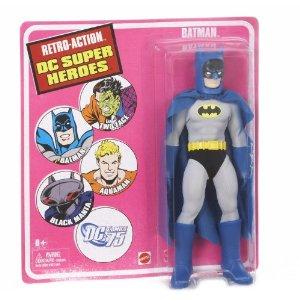 Batman Retro Action DC Super Heroes Action Figure
