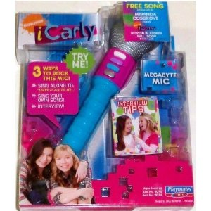 Icarly Mcdonalds Happy Meal Toys For 2011 Favorite Toys