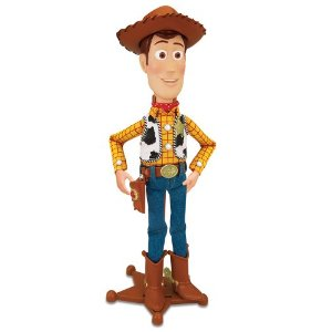 Toy Story Talking Sheriff Woody Doll