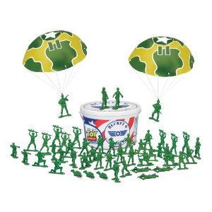 Toy Story Bucket of Soldiers Army Men