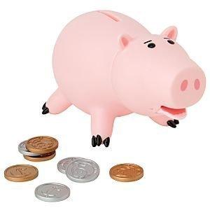 Toy Story Hamm Pig Bank