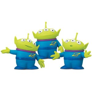 Toy Story Space Aliens 3 Pack