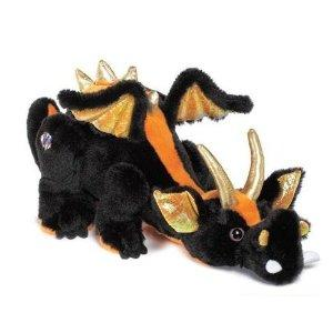 Webkinz Halloween Lava Dragon