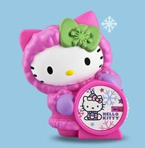 Hello Kitty 2011 Winter Calendar McDonalds Happy Meal Toy