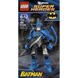 Lego DC Universe Super Heroes Ultrabuild Batman set 4526