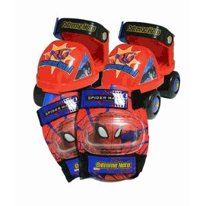 Spiderman Skates