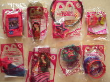 Victorious Happy Meal Toys Complete Set
