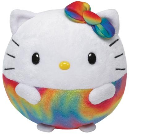 ty-beanie-baby-hello-kitty-rainbow-plush-ballz