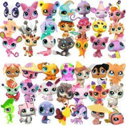Littlest Pet Shop Random Pets